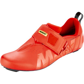 Mavic Cosmic Elite Tri Shoes fiery red/black